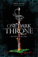 Omslag - One Dark Throne
