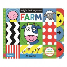 Baby's First Playbook: Farm av Jo Lodge (Bok uspesifisert)