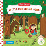 Omslag - Little Red Riding Hood