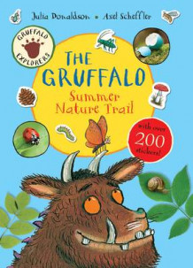 Gruffalo Explorers: The Gruffalo Summer Nature Trail av Julia Donaldson (Heftet)