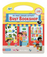 Omslag - Busy Bookshop: My First Sticker Activity