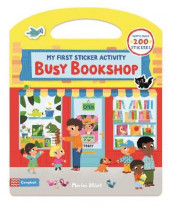 Busy Bookshop: My First Sticker Activity av Marion Billet (Heftet)