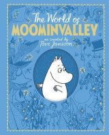 Omslag - The world of Moominvalley
