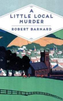 A Little Local Murder av Robert Barnard (Heftet)