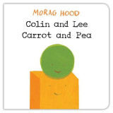 Omslag - Colin and Lee, Carrot and Pea