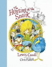 The Hunting of the Snark av Chris Riddell og Lewis Carroll (Innbundet)