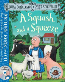 A Squash and a Squeeze av Julia Donaldson (Blandet mediaprodukt)
