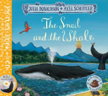 The Snail and the Whale av Julia Donaldson (Blandet mediaprodukt)