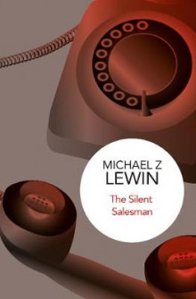 The Silent Salesman av Michael Z. Lewin (Innbundet)