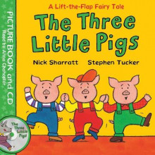 The Three Little Pigs av Stephen Tucker og Nick Sharratt (Blandet mediaprodukt)