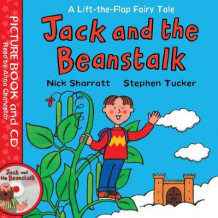 Jack and the Beanstalk av Stephen Tucker (Blandet mediaprodukt)