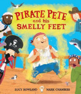 Omslag - Pirate Pete and His Smelly Feet