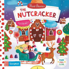 The Nutcracker av Dan Taylor (Pappbok)