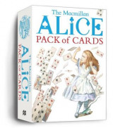 Omslag - Macmillan Alice Pack of Cards