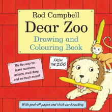 The Dear Zoo Drawing and Colouring Book av Rod Campbell (Heftet)