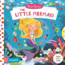 The Little Mermaid av Dan Taylor (Pappbok)