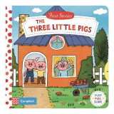 Omslag - The Three Little Pigs