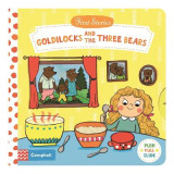Omslag - Goldilocks and the Three Bears
