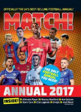 Omslag - Match Annual 2017