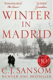 Winter in Madrid av C.J. Sansom (Heftet)