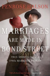 Omslag - Marriages are Made in Bond Street