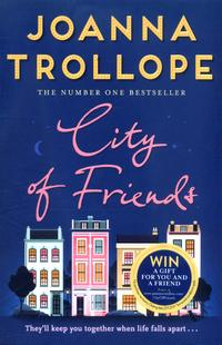 City of friends av Joanna Trollope (Heftet)