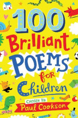 Omslag - 100 Brilliant Poems for Children