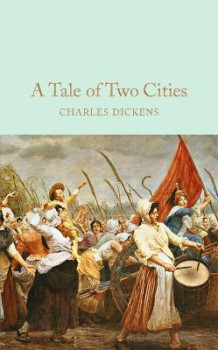A Tale of Two Cities av Charles Dickens (Innbundet)