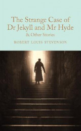 Omslag - The Strange Case of Dr Jekyll and Mr Hyde and other stories