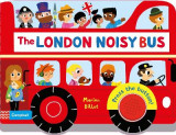 Omslag - The London Noisy Bus