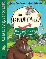 Omslag - The Gruffalo Sticker Book