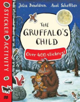 Omslag - The Gruffalo's Child Sticker Book