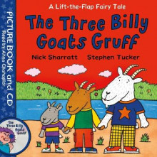 The Three Billy Goats Gruff av Nick Sharratt og Stephen Tucker (Blandet mediaprodukt)