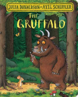 Omslag - The Gruffalo