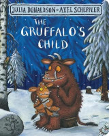 Omslag - The Gruffalo's Child