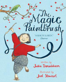 The Magic Paintbrush av Julia Donaldson (Heftet)