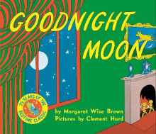 Goodnight Moon av Margaret Wise Brown (Pappbok)