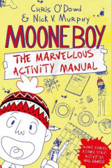 Omslag - Moone Boy: The Marvellous Activity Manual