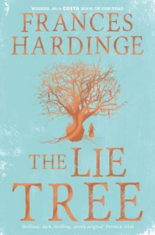 The lie tree av Frances Hardinge (Heftet)