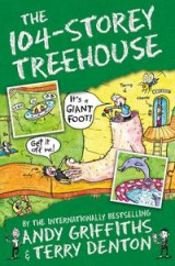 Omslag - The 104-storey treehouse