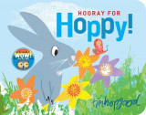 Omslag - Hooray for Hoppy