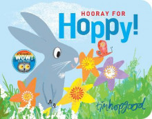 Hooray for Hoppy av Tim Hopgood (Pappbok)