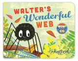 Omslag - Walter's Wonderful Web