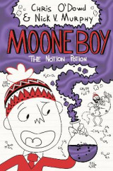 Omslag - Moone Boy 3: The Notion Potion