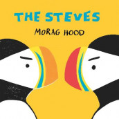 The Steves av Morag Hood (Innbundet)
