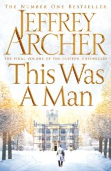 This was a man av Jeffrey Archer (Heftet)