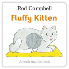 Fluffy Kitten av Rod Campbell (Pappbok)