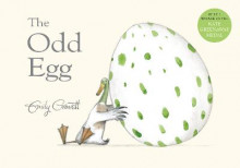 The Odd Egg av Emily Gravett (Heftet)