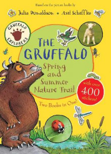 The Gruffalo Spring and Summer Nature Trail av Julia Donaldson (Heftet)