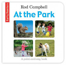 At the Park av Rod Campbell (Pappbok)